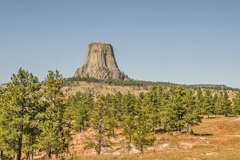 Wyoming: Devils Tower National Monument