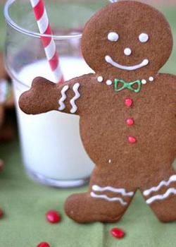 How to Dress Up Your Holiday Gingerbread Man