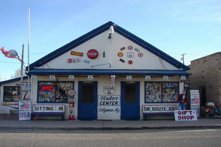 The Original Route 66 Gift Shop