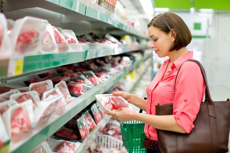 Store Raw Meat on the Bottom Shelf