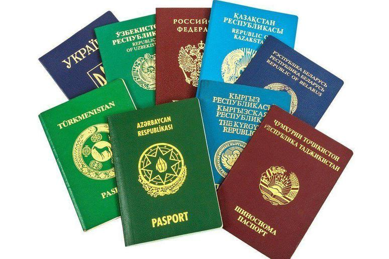 What the Colors of the World's Passports Really Mean