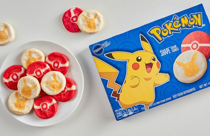 Pillsbury S New Pokemon Cookies Are The Cutest Pop Culture Throwback
