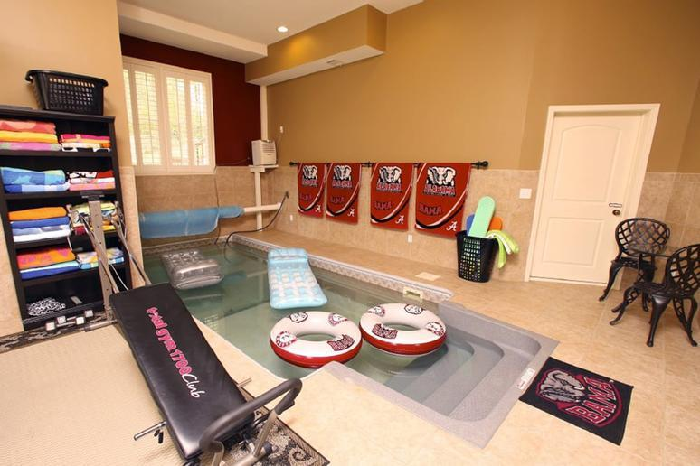 Alabama: College football bed-and-breakfast