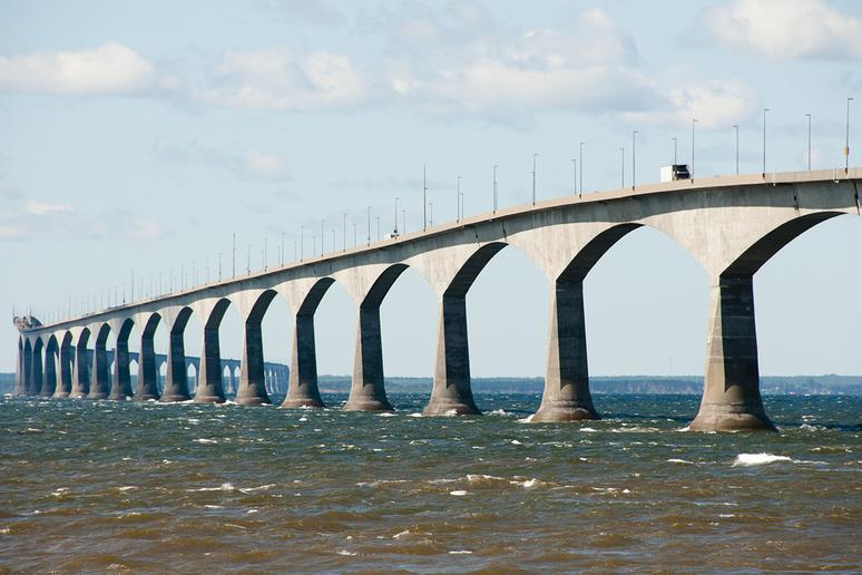 Confederation Bridge, Canada