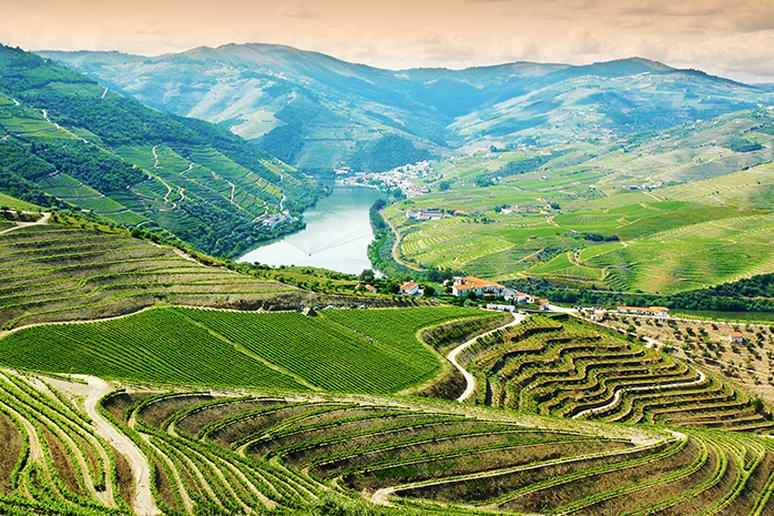 9. Douro Valley, Portugal
