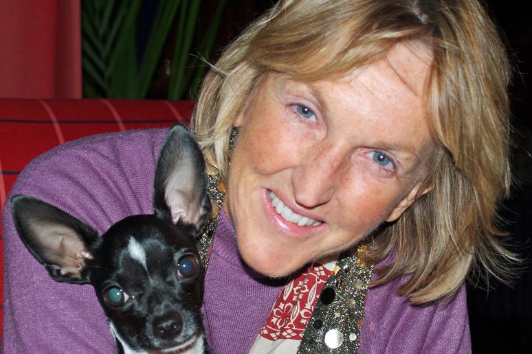 #12 Ingrid Newkirk, President and Co-Founder, People for the Ethical Treatment of Animals