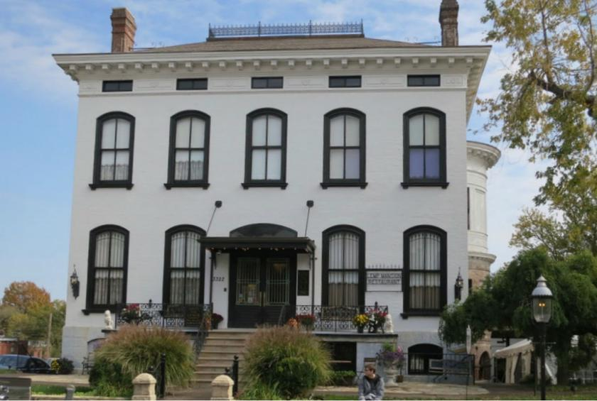 Missouri: The Lemp Mansion (St. Louis)