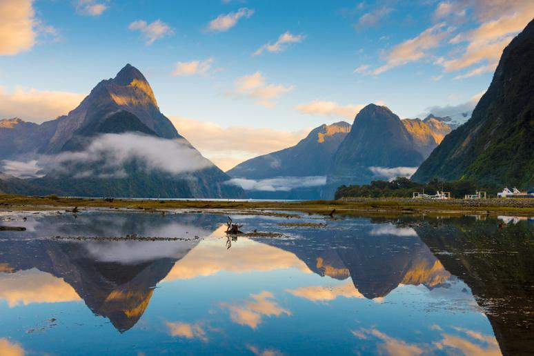 36. Milford Sounds, New Zealand