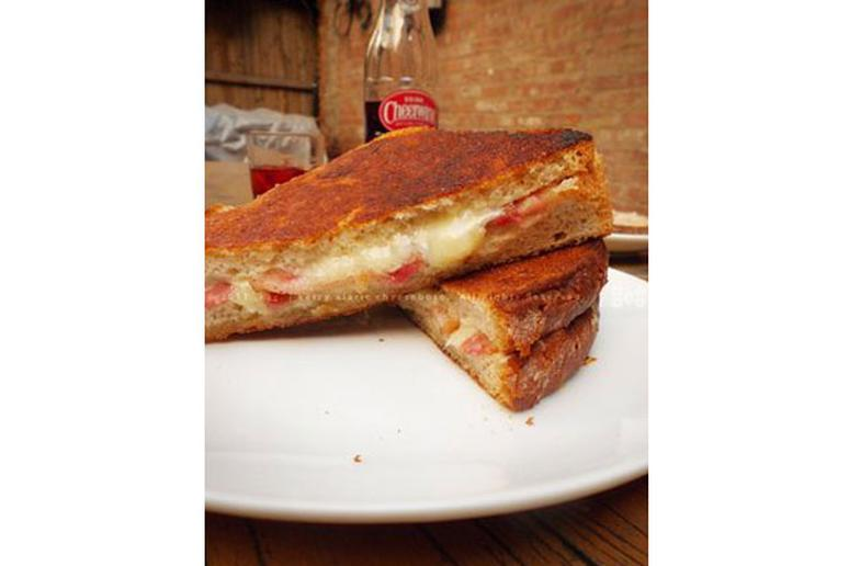 Grilled Cheese — The Cannibal, New York City