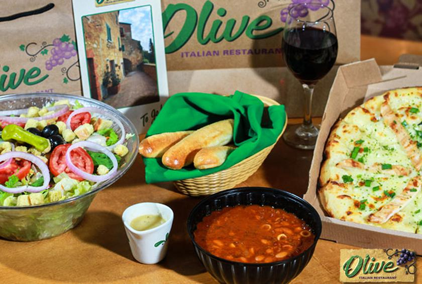 The Peruvian Location Is Named Olive Italian Restaurant