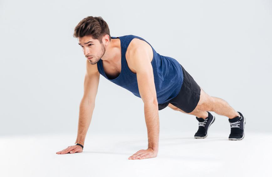 Plank Walk Up From 15 Planks Variations For A Killer Core The Active Times