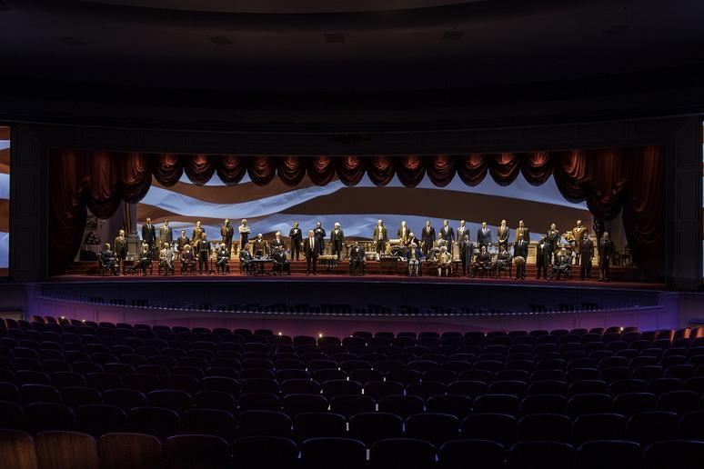 #28 The Hall of Presidents