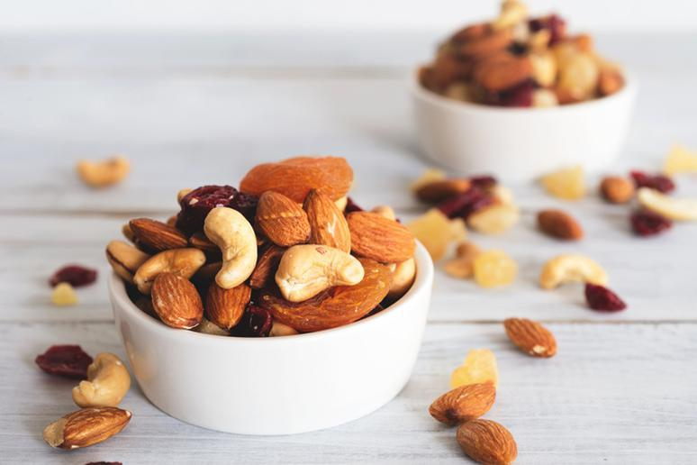 Snack on Nuts and Seeds