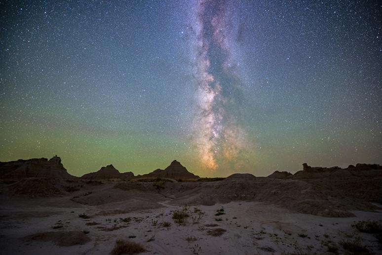 Castle Trail, Badlands National Park, South Dakota