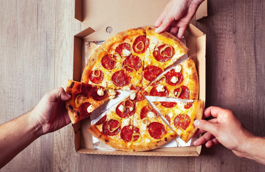 743fc92178872 Order Pizza Hut During March Madness With 'Pie Top' Sneakers