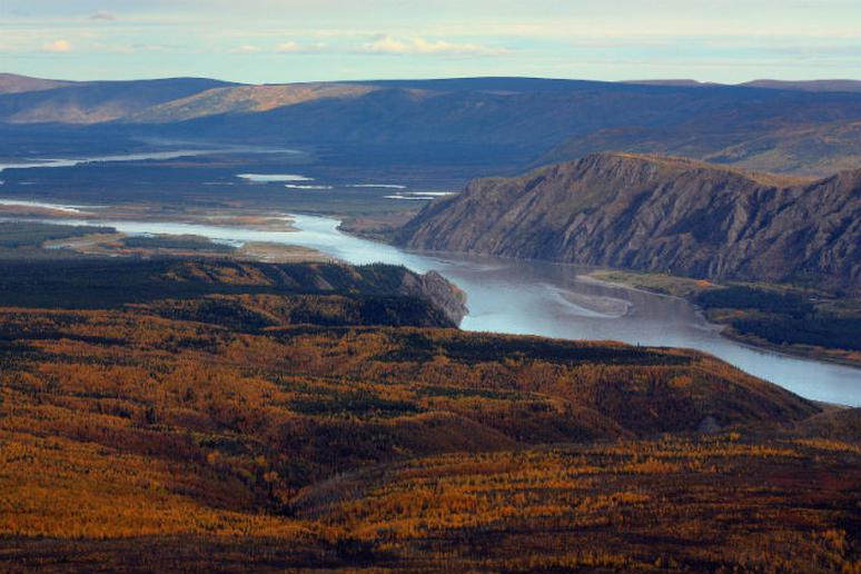 Alaska: Yukon–Charley Rivers National Preserve