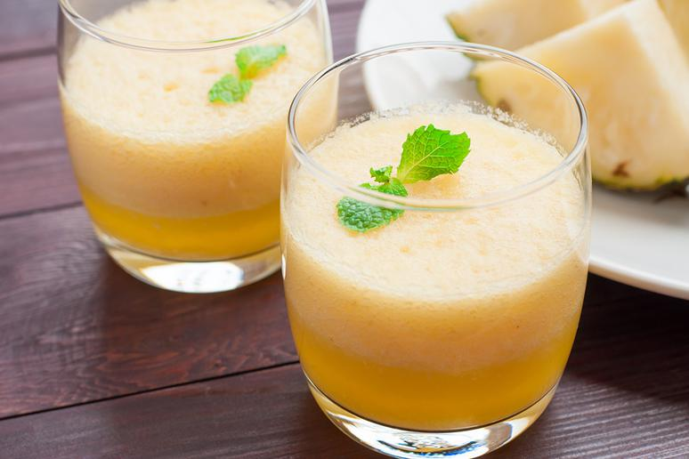 Pineapple Pisco Punch