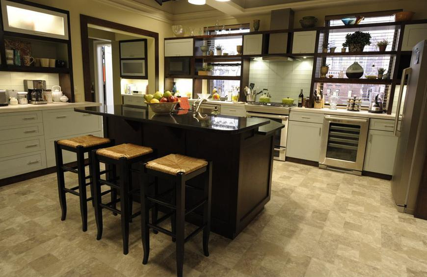 6 Best Ever Tv Show Kitchens