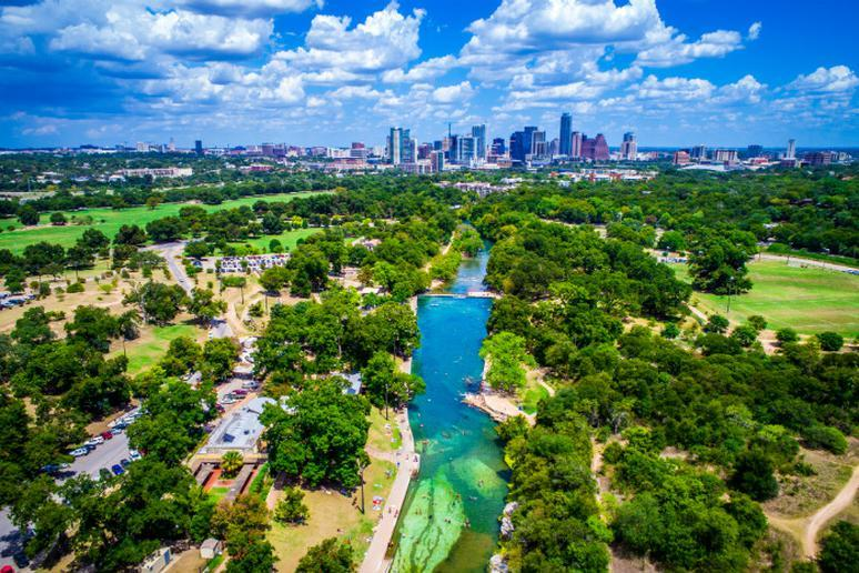 Austin, Texas – March to May