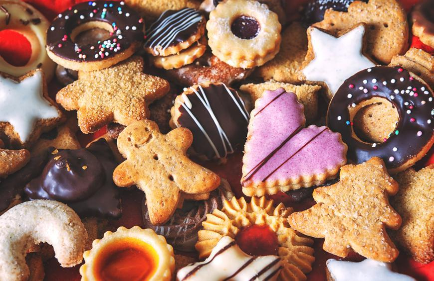 We Rank Our Favorite Holiday Cookies From Worst to Best