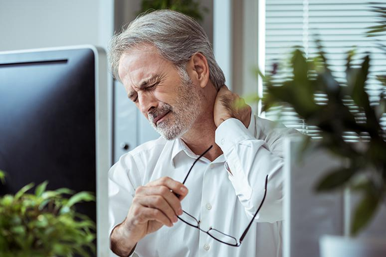 Shoulder and neck pain