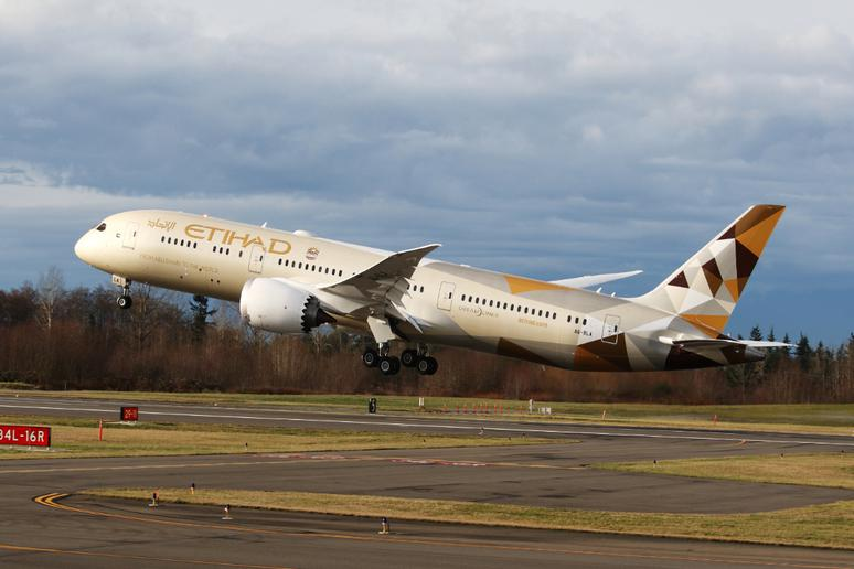 #8 Etihad Airways