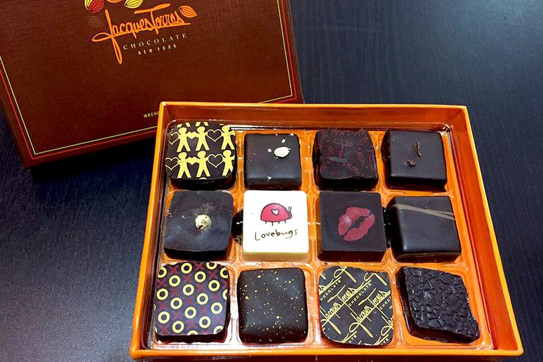New York: Jacques Torres Chocolate, New York City