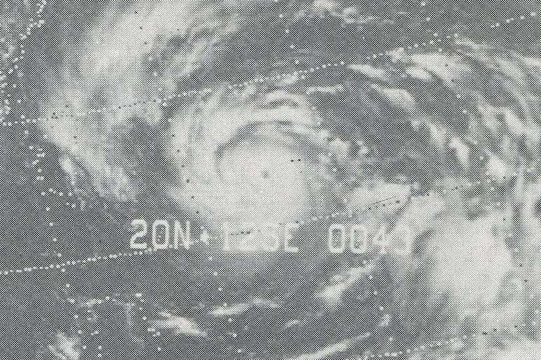 Super Typhoon Nina, China and Taiwan, 1975