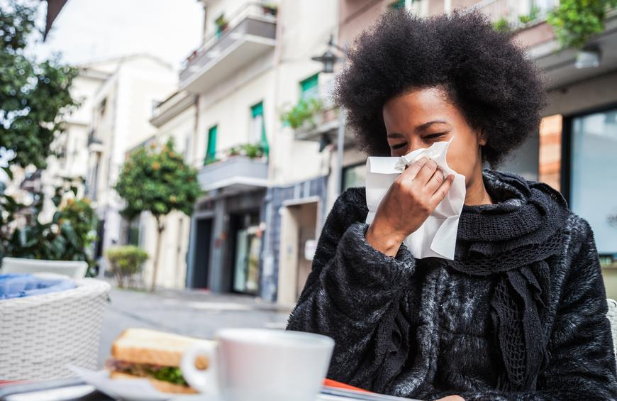 Runny Nose? Don't Eat These 15 Foods