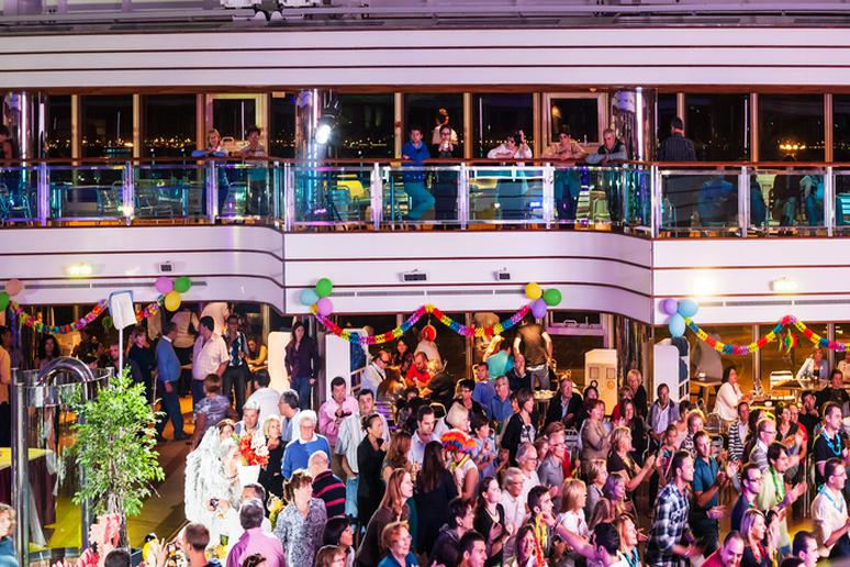 These Are the Cruises With the Best Onboard Entertainment