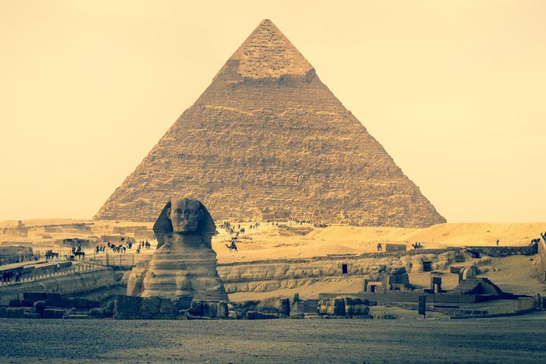 Visit the Pyramids in Egypt