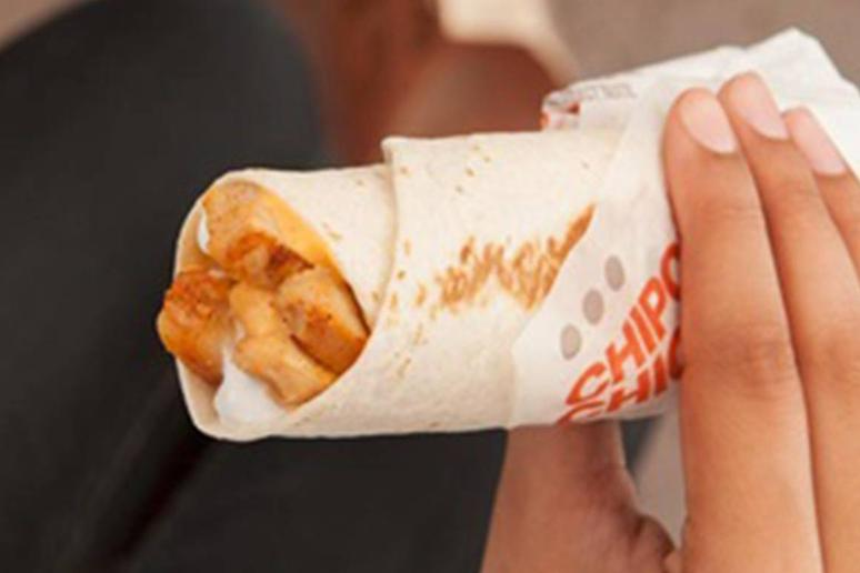 Taco Bell: Chipotle Chicken Loaded Griller