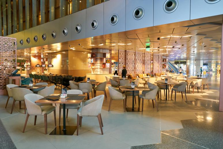 5. Hamad International Airport, Doha, Qatar