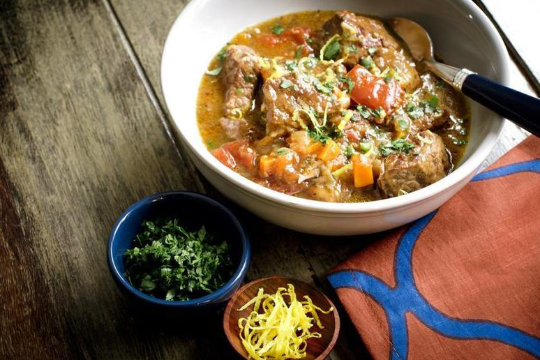 Slow Cooker 'Osso Buco' Stew