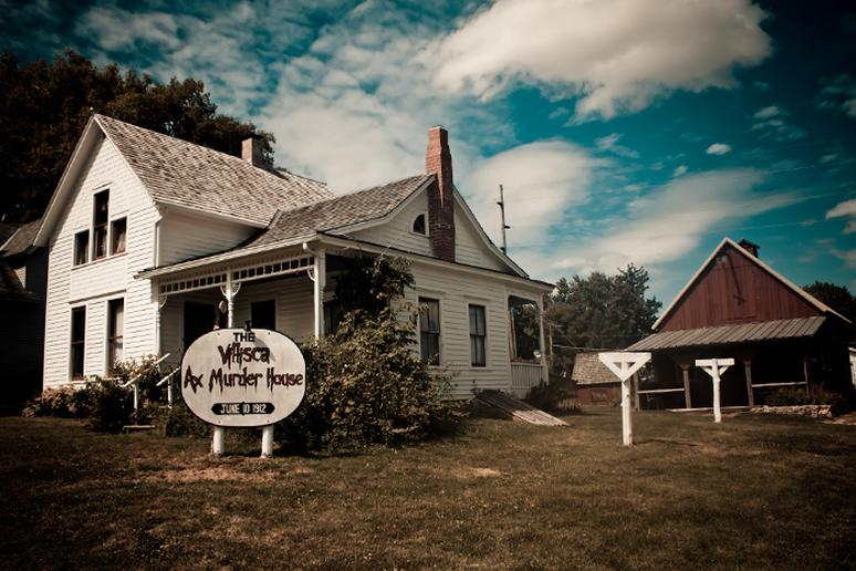 Villisca Axe Murder House, Iowa