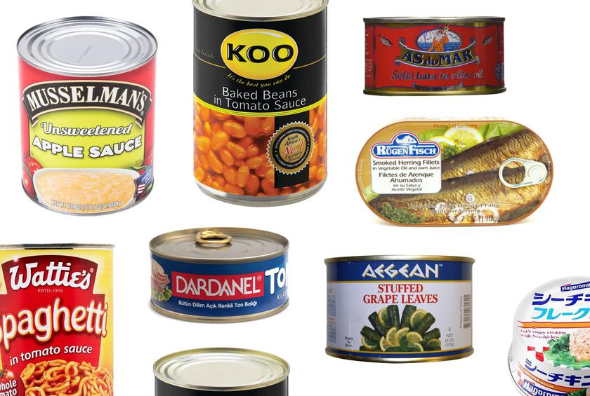 popular canned food in 19 countries