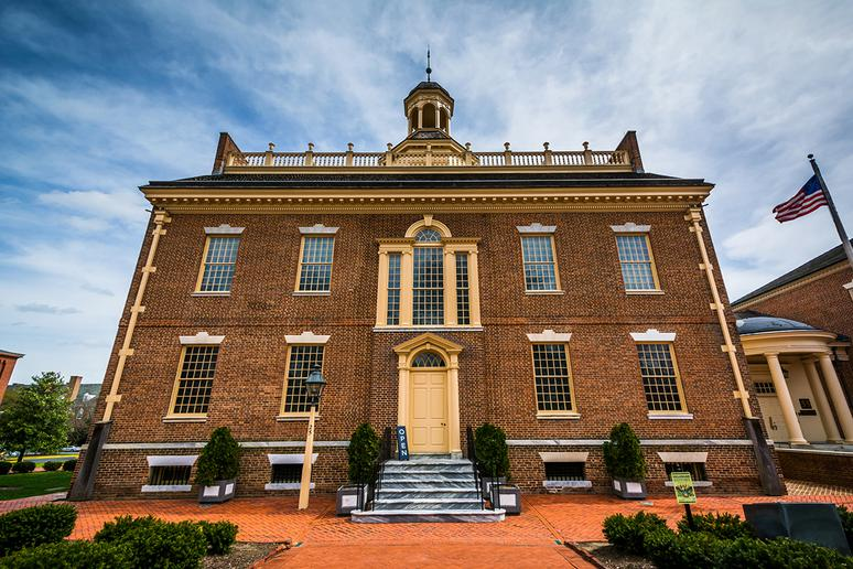 Delaware: The Old State House