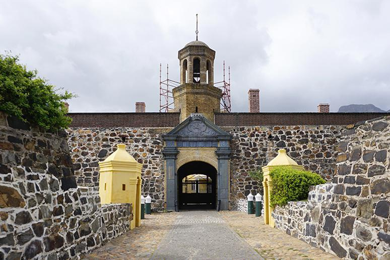 The Castle of Good Hope (Cape Town, South Africa)