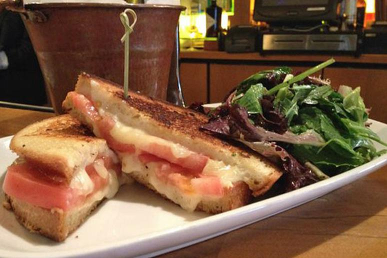 The Cadillac Grilled Cheese — Firefly, Washington, D.C.
