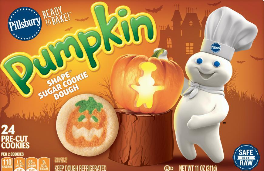 Halloween 2020 The Shape Is Back Pillsbury Halloween Sugar Cookies Are Back in Time for Spooky Season