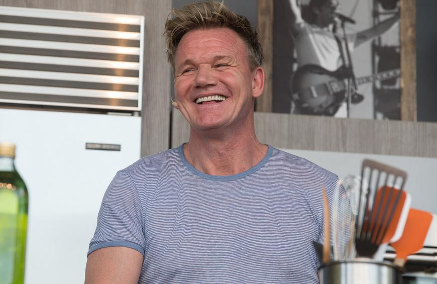 Gordon Ramsay's YouTube channel