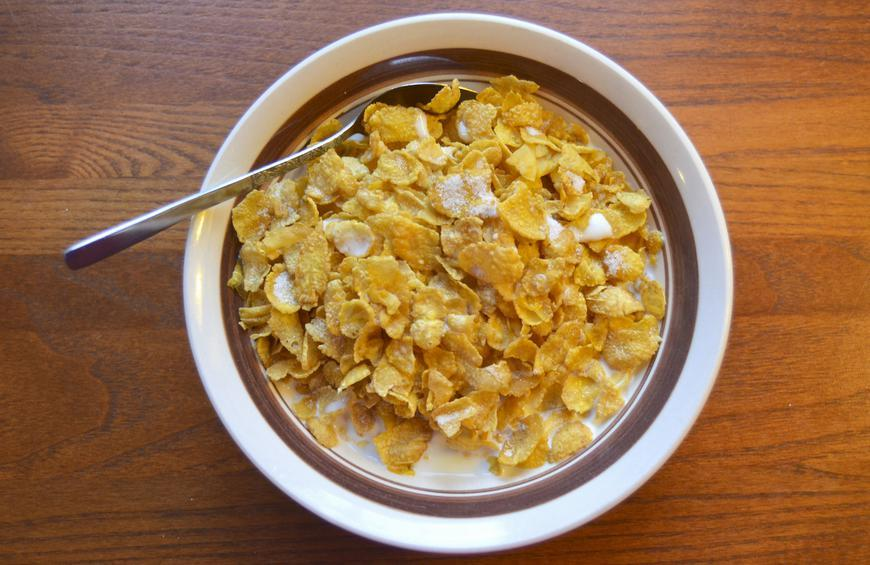 Fortified cereal