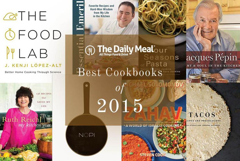 The Best Cookbooks of 2015