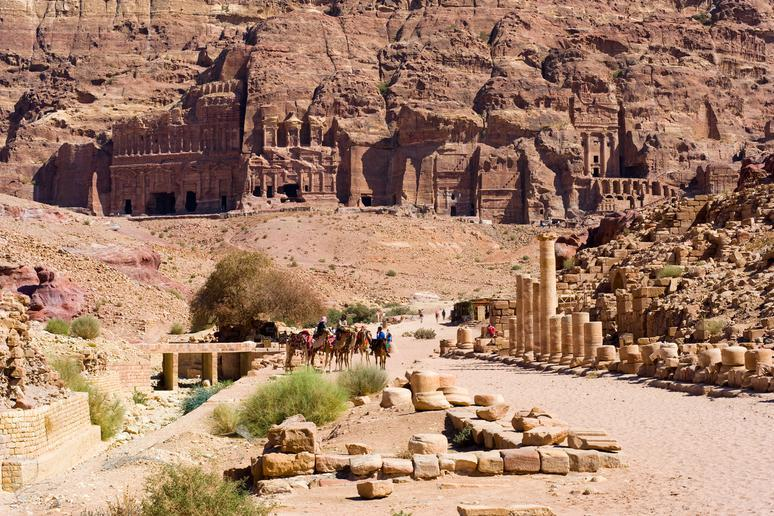 Follow the Jordan Trail in Jordan