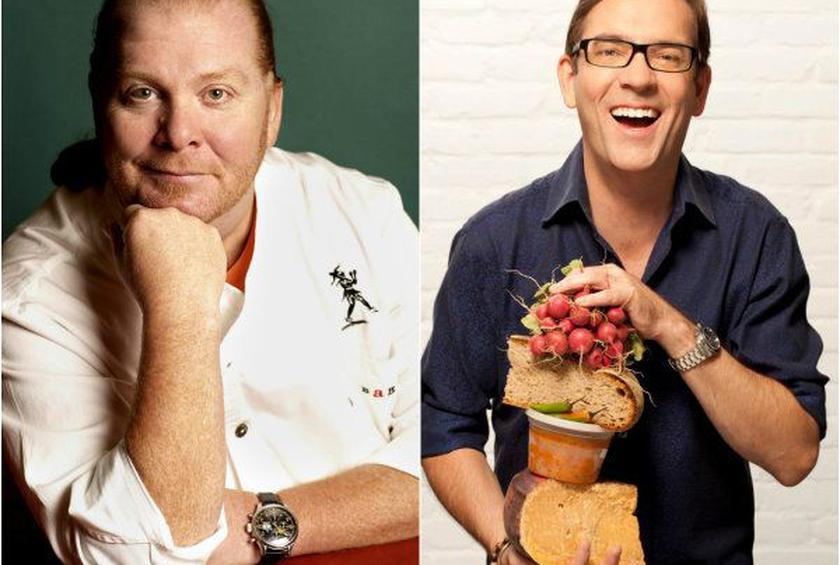 Mario Batali and Ted Allen Hosting James Beard Awards 2014
