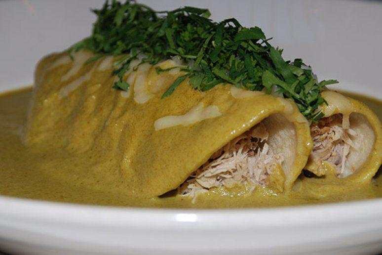 Turkey Enchiladas Suidas