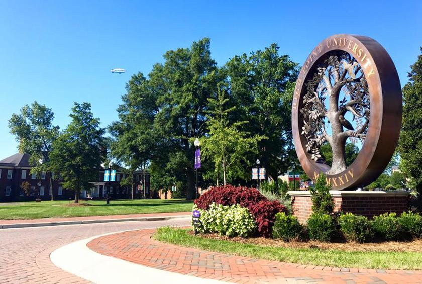 #34 High Point University, High Point, N.C.