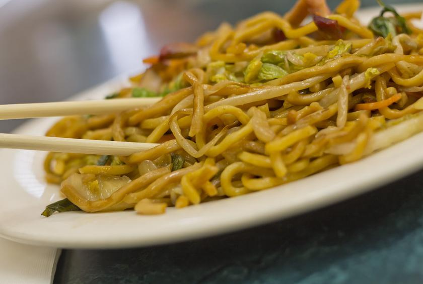 Vegetable Chow Mein Recipe by Farina Wong Kingsley