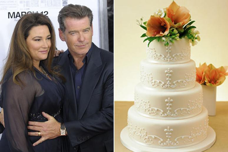 12 Most Expensive Celebrity Wedding Cakes Slideshow