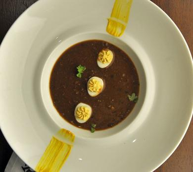 Creole Louisiana Snapping Turtle Soup
